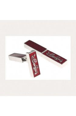Запонки Thompson of London LION CHOPSTICK Th0791cuf