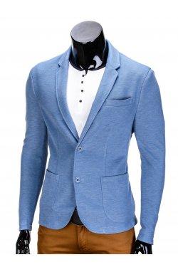 Піджак чоловічий повсякденний M80 - синій