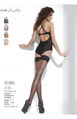 Amelia BasBleu 20 den