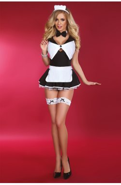 Flirty maid Livia Corsetti Fashion