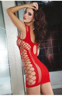 Anshula red Livia Corsetti Fashion