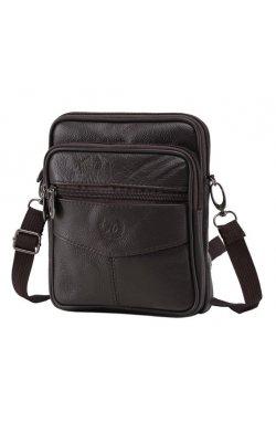 Мессенджер HD Leather NM24-306C