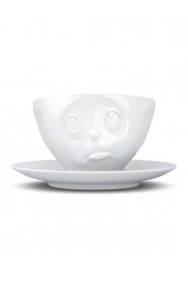 Ой, да ладно - чашка с блюдцем Tassen (200 мл)