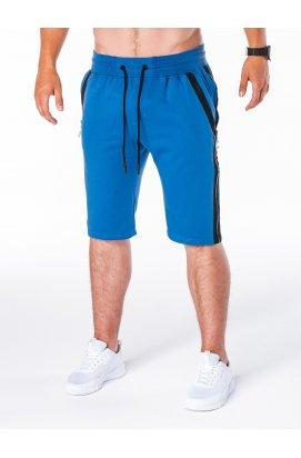 Шорты мужские W054 - голубой