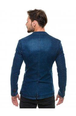 Пиджак мужской. Цвет синий.