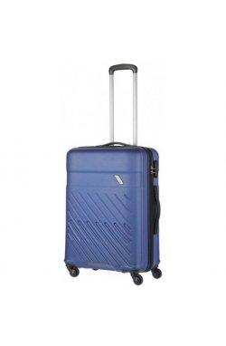 Чемодан на 4 колесах Travelite VINDA/Royal Blue Средний TL073848-21