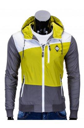 MEN'S PID-SEASON SUMMER Куртка мужская K201 - зеленый