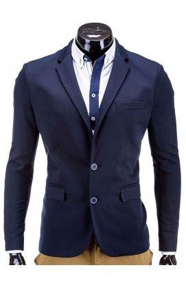 Пиджак мужской. Цвет темно-синий.