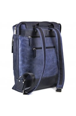 Кожаный рюкзак Tom Stone 917BL