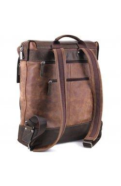 Кожаный рюкзак Tom Stone 917B