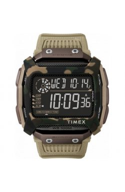 Мужские часы Timex EXPEDITION CAT Command Shock Tx5m20600