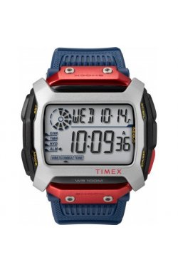 Мужские часы Timex EXPEDITION CAT Command Shock Red Bull Tx5m20800