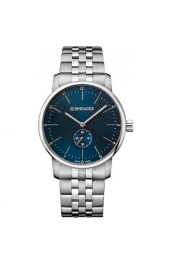 Мужские часы Wenger Watch URBAN CLASSIC Small Sec W01.1741.107
