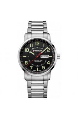 Мужские часы Wenger Watch ATTITUDE W01.1541.102
