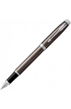 Ручка перьевая Parker IM 17 Dark Espresso CT FP F 22 311