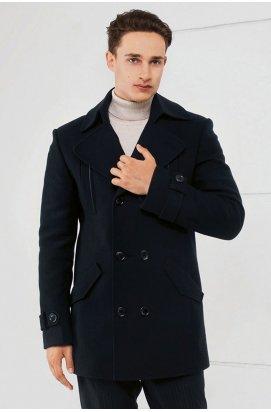 Пальто мужское Р-451 (Kobalt)