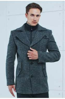 Пальто мужское Р-411 (Discovery)