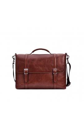 Кожаный портфель для документов Issa Hara - BH7 (92-00)