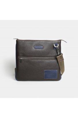 Кожаная сумка мужская Issa Hara