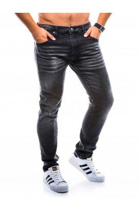 Джинсы мужские D769 - черный