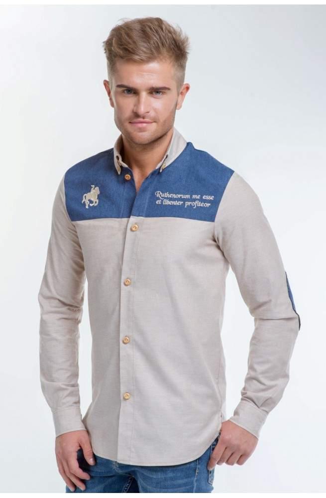 Рубашка R456