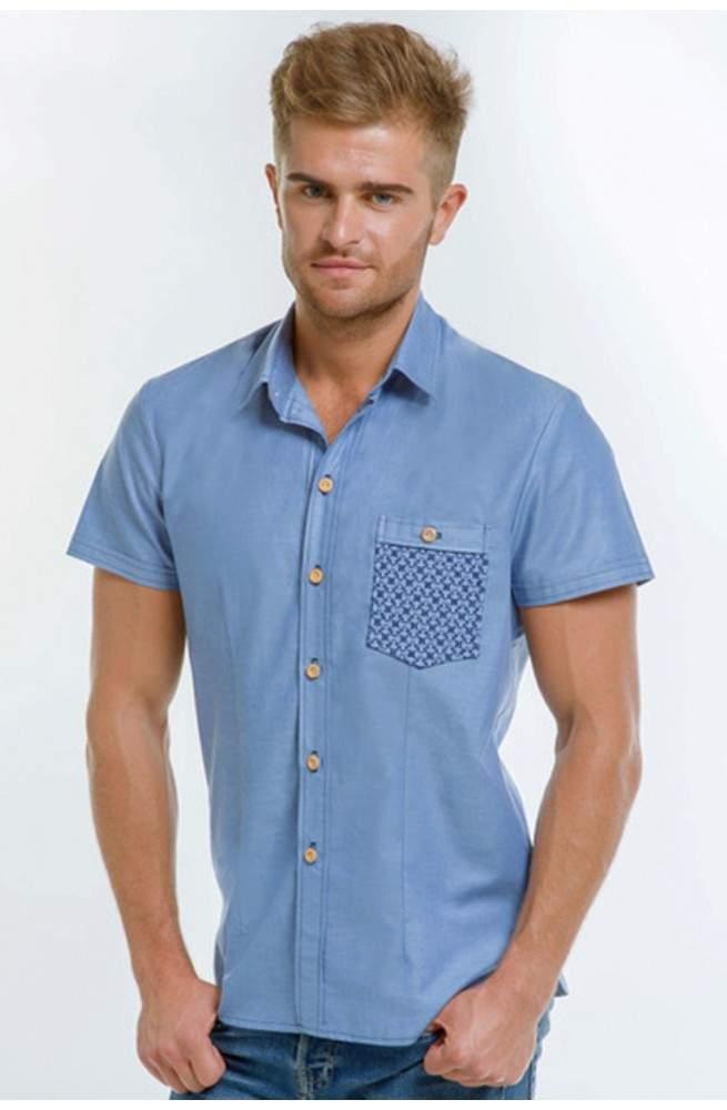Рубашка R460