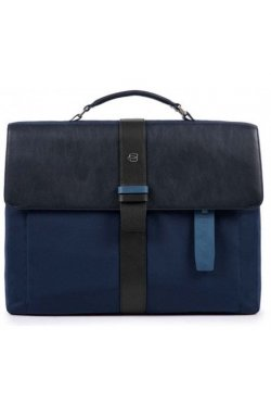 Портфель Piquadro HEXAGON/Blue CA4506W90_BLU