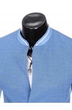 Пиджак мужской ombre голубого цвета