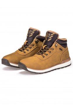 Ботинки зимние B249
