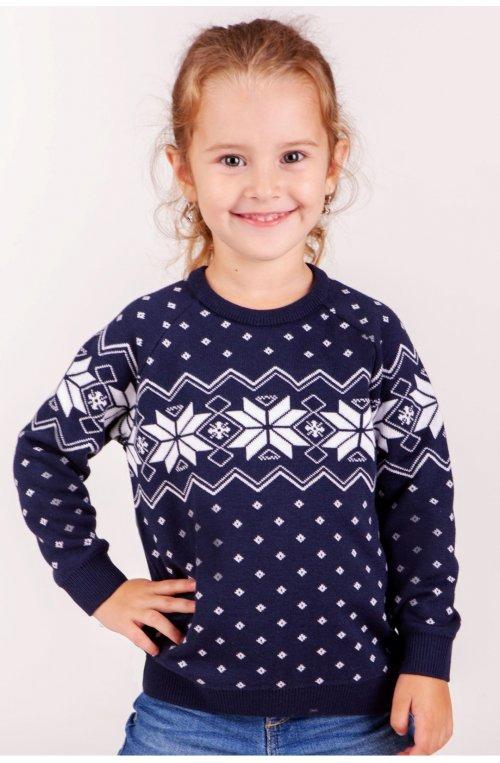 9d0d1a186148de Светр Різдвяний з зірками дитячий.Код: PO103-1. Купити в Інтернет ...