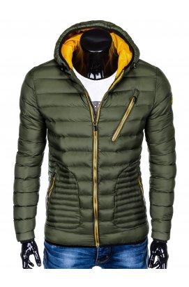 Куртка мужская демисезонная K377 - хаки