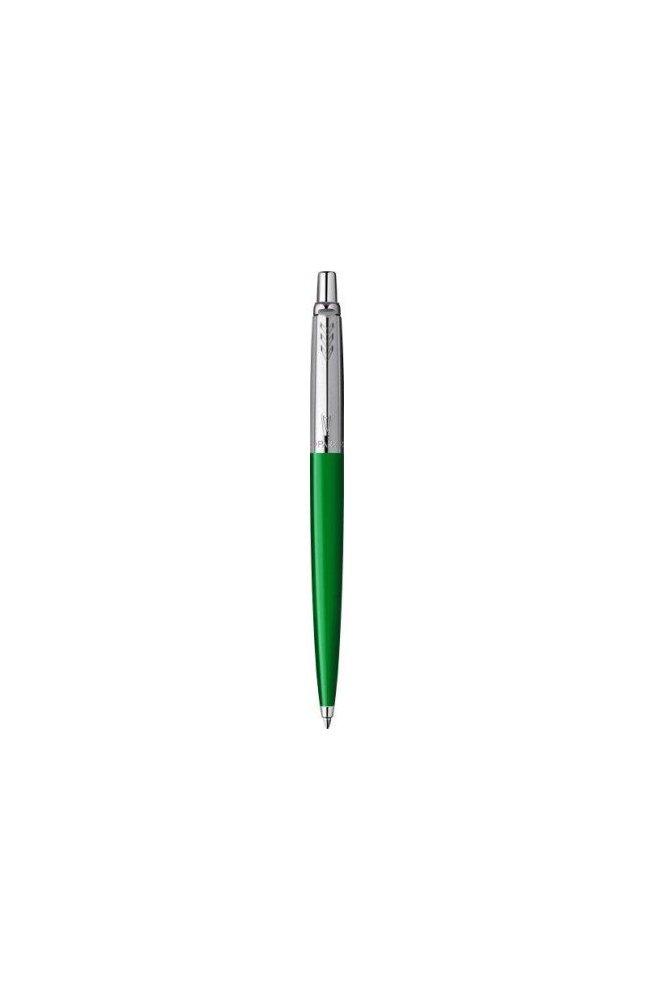 Ручка шариковая Parker JOTTER 17 Plastic Green CT BP 15 232, Корпус - Зеленый, Франция