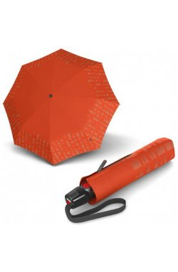 Зонт Knirps T.200 Solid Pumpkin Reflective Kn95 3200 8277