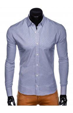 Рубашка мужская R434 - Серый