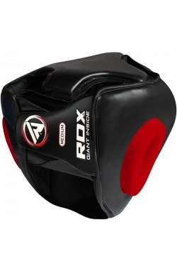 Боксерский шлем тренировочный RDX Guard S