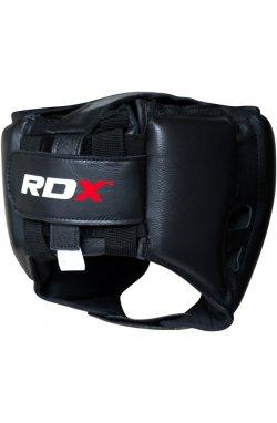 Боксерский шлем тренировочный RDX Red S