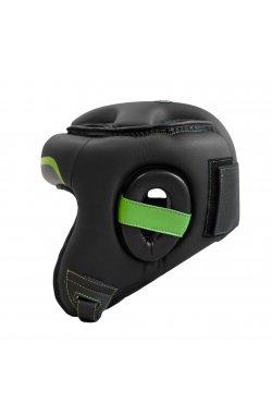 Боксерский шлем Bad Boy Pro Series 3.0 Open Green M