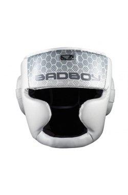 Боксерский шлем Bad Boy Pro Legacy 2.0 White S