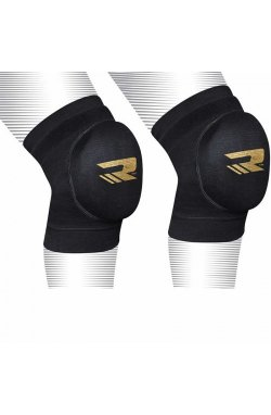 Наколенники для волейбола RDX Black (2шт) S