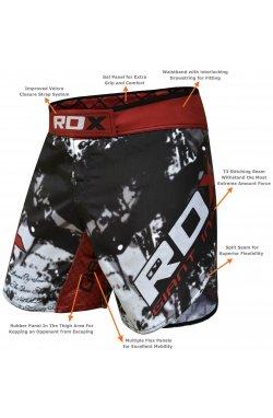 Шорты MMA RDX Multi Gray XS