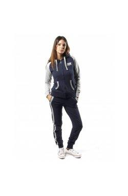 Спортивный костюм женский Leone Grey/Blue XS