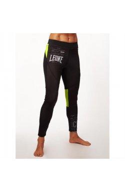 Штаны компрессионные женские Leone Black S