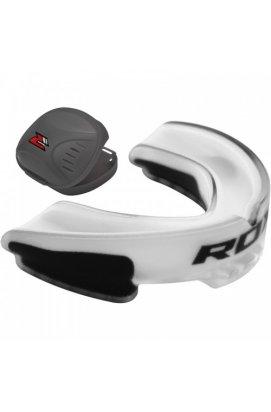 Капа боксерська RDX GEL 3D Elite White