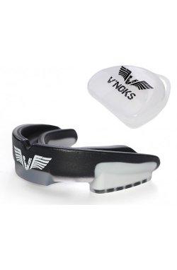 Капа боксерская V`Noks 3D Gel Aria Black