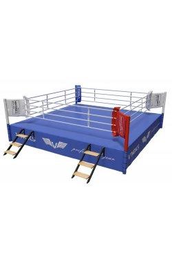 Ринг для бокса V`Noks Competition 7,5*7,5*1 метр