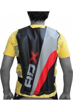 Жилет утяжелительный RDX Red 18 кг