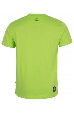 Футболка Kilpi CHAIN-M M зеленый EM0145KIGRNM
