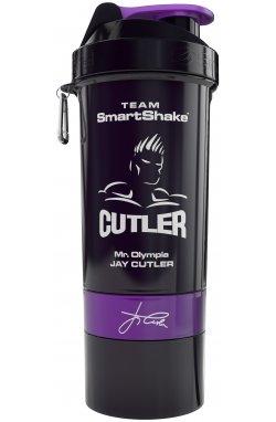 Шейкер SmartShake Signature 800 мл Jay Cutler Edition / Джей Катлер (12080002)