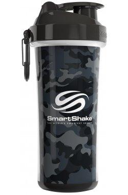 Шейкер SmartShake Double Wall 750 мл Camo Black / Черный камуфляж (10375401)