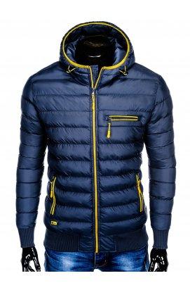 Куртка мужская демисезонная K353 - синий